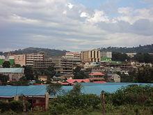 Kisii town postal code