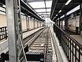 Kitano Hakubai cho station track 20200506.jpg