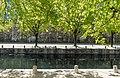Klagenfurt Villacher Vorstadt Lendhafen mit Kastanienbäumen 19042019 6609.jpg