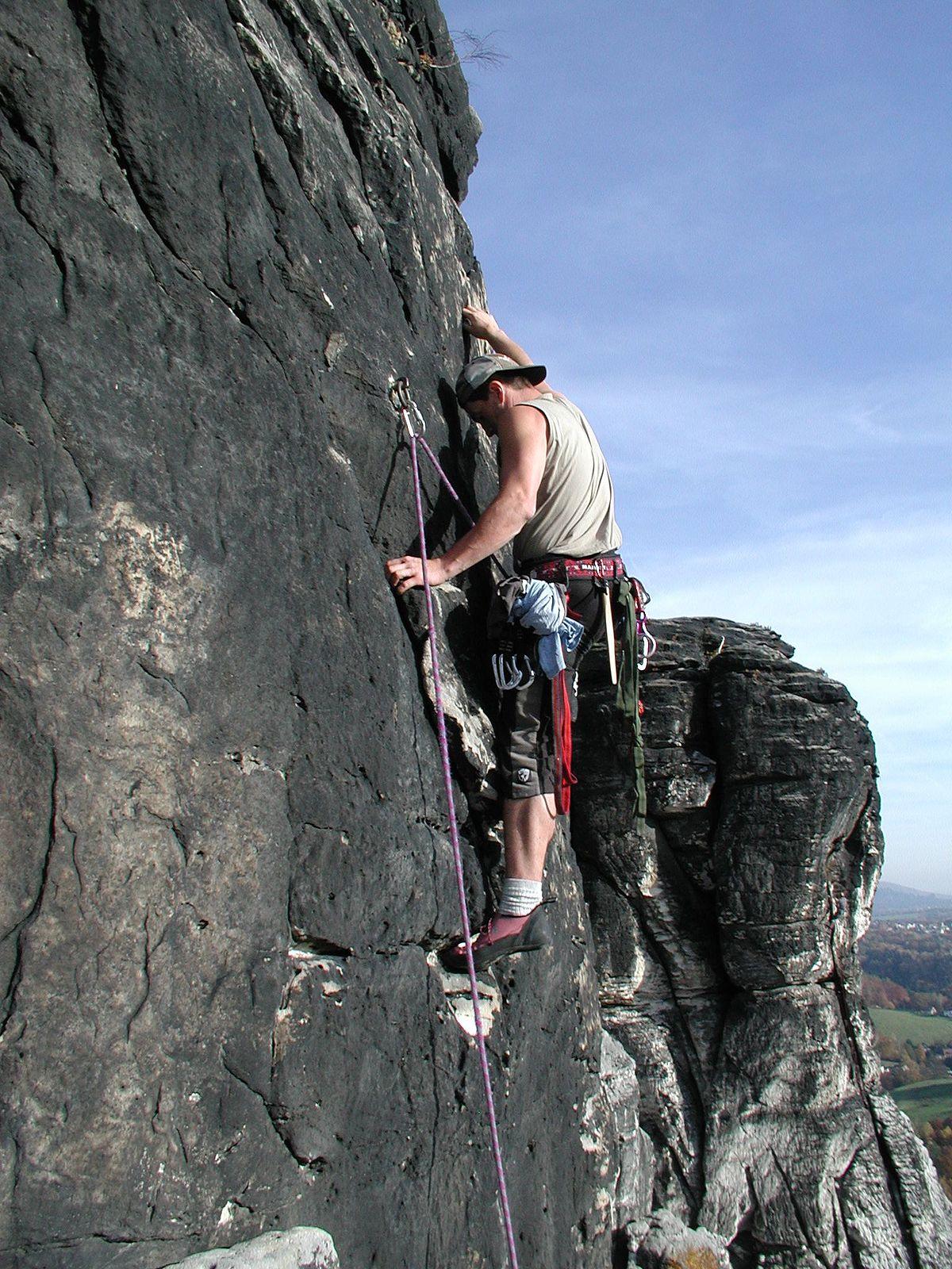 Klettern - Wikipedia