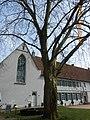 Kloster Bentlage, Platane am Brunnen.jpg