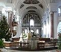 Klosterkirche Weißenau Blick nach Westen.jpg