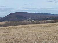 Knob Mountain from the southwest 2