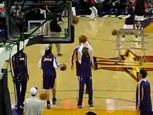 Kobe Bryant Free Throw
