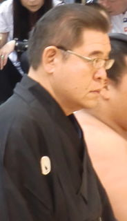 Kōbōyama Daizō former sumo wrestler