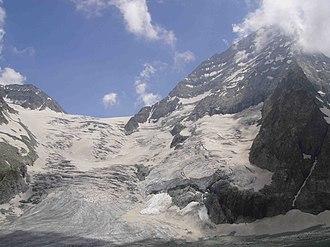 Kolahoi Glacier - Kolhai Glacier