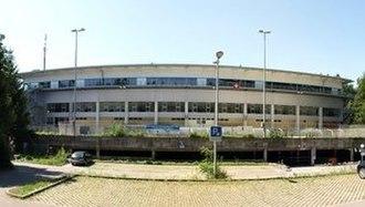 Kolping Arena - Image: Kolping arena zurich