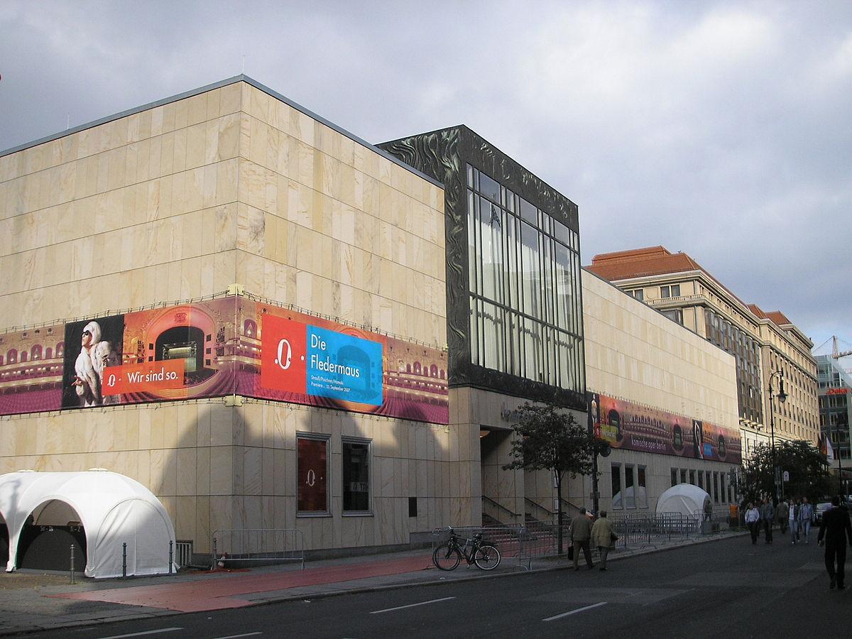 Komische Oper Berlin Wikipedia