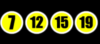Television content rating system - Example of Korean TV rating icons.