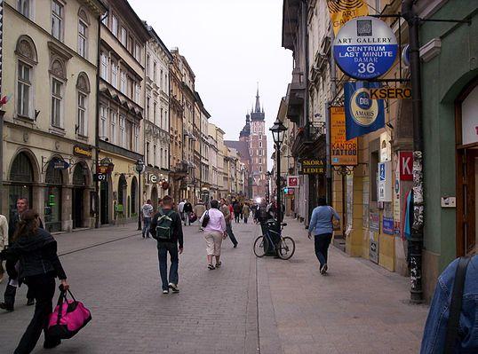 Floriańska Street