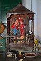 Krishna and Radha - Eastern Living Room - First Floor - House of Sarat Chandra Chattopadhyay - Samtaber - Howrah 2014-10-19 9846.JPG