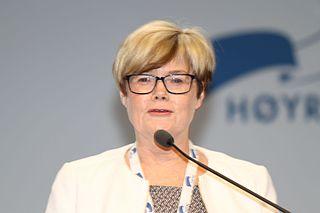 Kristin Ørmen Johnsen Norwegian politician