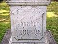 Krynki, cmentarz przy kościele Świętej Anny - panoramio.jpg