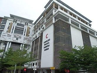 Health in Malaysia - Kuala Lumpur Hospital