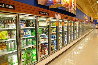 Refrigeration - Commercial refrigeration