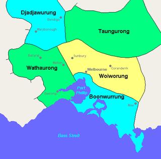 Djadjawurrung language language