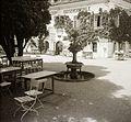 Kurparkstrasse, Hotel Goiserer Mühle. Fortepan 83822.jpg