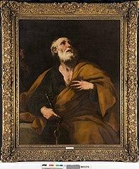 De heilige Petrus