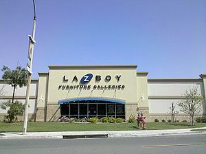 La-Z-Boy - A location at the Savi Ranch Center in Yorba Linda