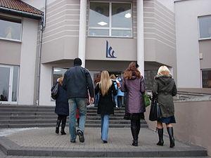 LCC International University - Main campus