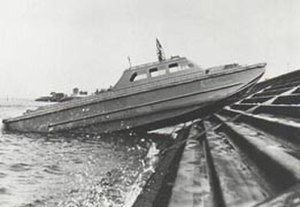 LCPL - This boat, an early example from the Eureka Tug-Boat Company, was the progenitor of thousands of Second World War landing craft.