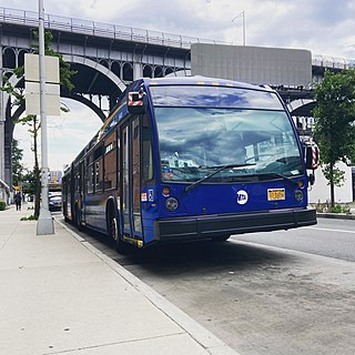 Bx15 bus Bus route in the Bronx, New York