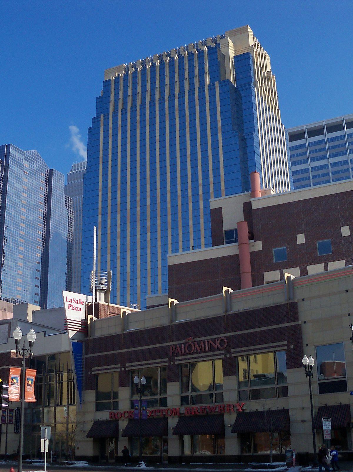 Lasalle Plaza Wikipedia