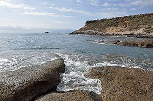 La Caleta (Tenerife): Atlantic Ocean Nederland...