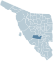 La Colorada Sonora map.png