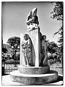 Monumento a la Diosa Chía