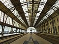 La Gare de Portbou, Espagne.JPG