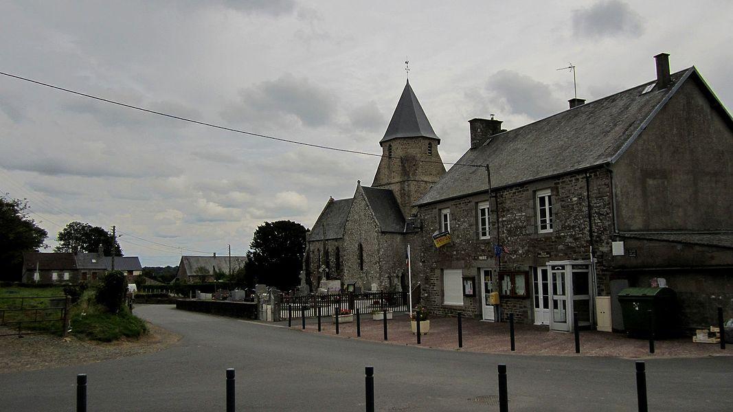 La Meurdraquière, Manche