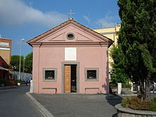 La cappella di Sant'Ignazio
