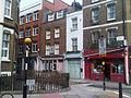 La casa di Mazzini in Laystall Street.jpg