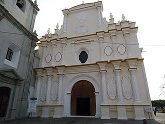 León, Nicaragua - La Merced church