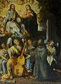 La visión de San Francisco de Asís (Sacristía mayor de la catedral de Sevilla).jpg