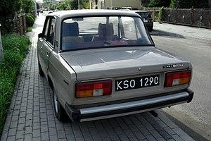 Lada Riva - VAZ 2105 (Lada Riva 1300)