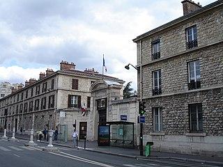 Necker–Enfants Malades Hospital Hospital in Paris, France