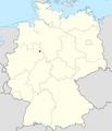 Lage der Gemeinde Dörentrup in Deutschland.png