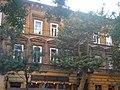 Lakóépület Budapest, VI. kerület, Nagymező utca 12..JPG
