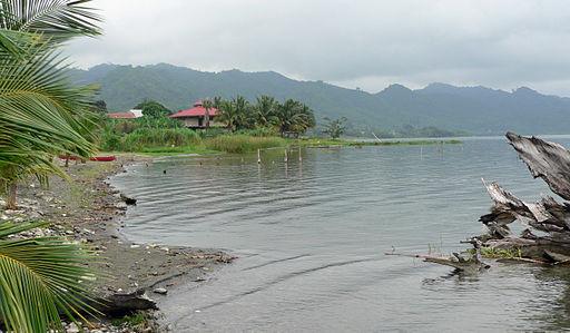 Lake Bosumtwi, Ghana