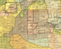 Lakota 1851 treaty territory. (Area 408, 516, 584, 597, 598 and 632).png