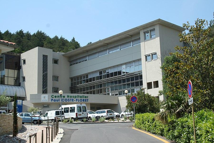 Lamalou-les-Bains - Hérault - centre hospitalier Paul Coste-Floret