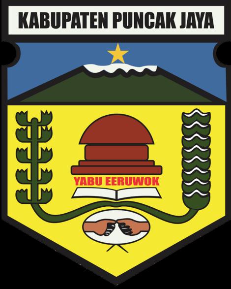 File:Lambang Kabupaten Puncak Jaya.png