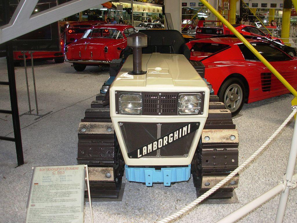 File Lamborghini Tractor C553 Jpg Wikimedia Commons