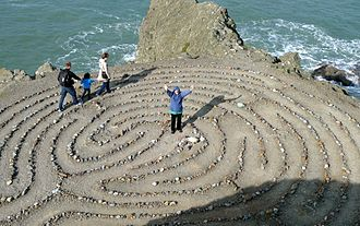 Lands End (San Francisco) - Image: Lands End Labyrinthe
