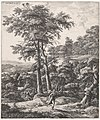 Landscape with Apollo and Daphne, from the Series of Six Mythological Scenes MET DP876277.jpg