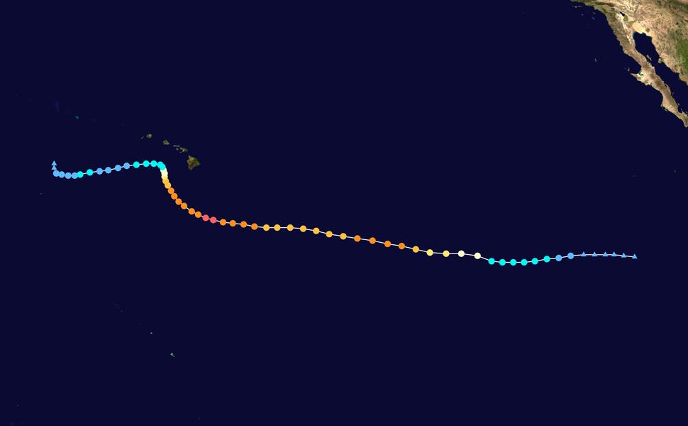 Lane 2018 track