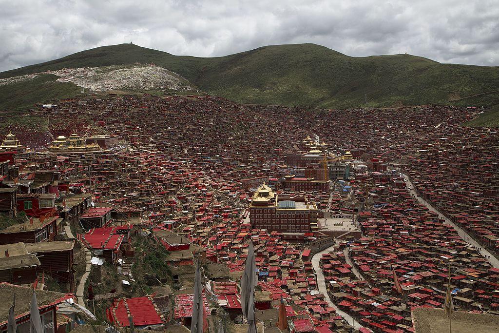 Laraung Gar Tibet