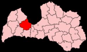 Tukums District - Image: Latvia Tukums